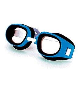 YELLO zwembril blauw