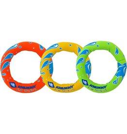 SCHILDKROT Watersports Duik Ringen Neoprene 3 in een set