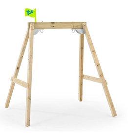 TP TOYS meegroei schommelframe Explorer hout
