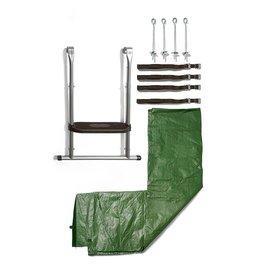 PLUM Accessoire kit  voor 12ft trampoline