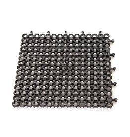 PLUM Bescherm mat  zwart 50x50 (per 2)