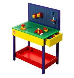 PLUM Constructie speeltafel 'Build-it' hout