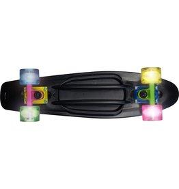 NORULES skateboard Fun neon