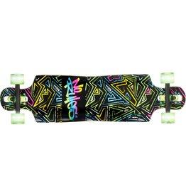 NORULES longboard neon