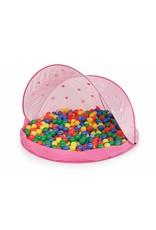 PARADISO TOYS   tent plus ballen roze