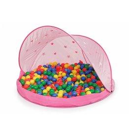 PARADISO TOYS Paradiso Toys tent plus ballen roze