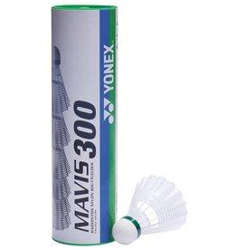 Yonex Badminton shuttle cocks Mavis 300 slow 6st.