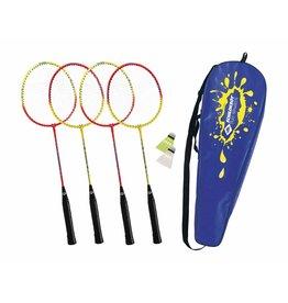 SCHILDKROT Badminton set Schildkrt 4 spelers