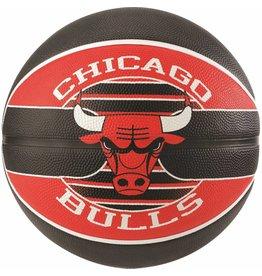 SPALDING Basketbal  maat 7 outdoor Chicago Bull