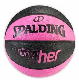 SPALDING NBA 4Her basketbal maat 6