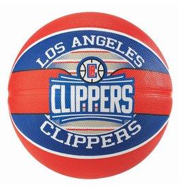 SPALDING basketbal LA Clippers maat 7