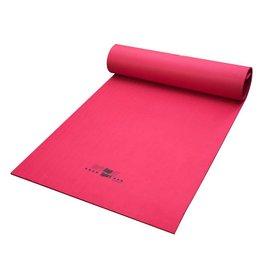 CHRISTOPEIT Yoga mat rood 173 x 61 x 0.4cm