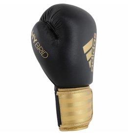 ADIDAS Hybrid 100 bokshandschoenen 14oz zwart/goud
