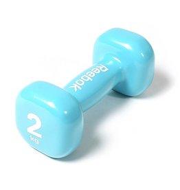 REEBOK Dumbell  dames training 2.0kg (1.st)
