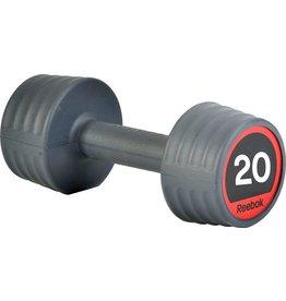 REEBOK Dumbell rubber  Studio 20.0kg (1.st)