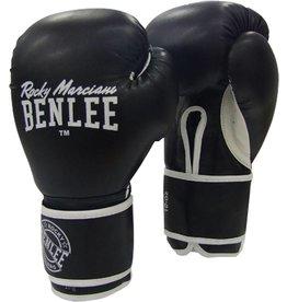 BENLEE bokshandschoenen Quincy zwart