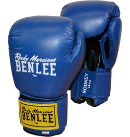 BENLEE Bokshandschoenen  Rodney 14oz blauw/zwart