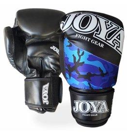 JOYA Bokshandschoenen  Top One Camo blauw