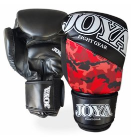 JOYA Bokshandschoenen  Top One Camo  rood