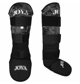 JOYA scheenbeschermers Velcro Camo zwart XS