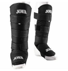 JOYA scheenbeschermer Velcro zwart XL