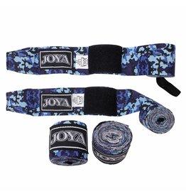 JOYA Fight Gear wrap Camo blauw diverse maten