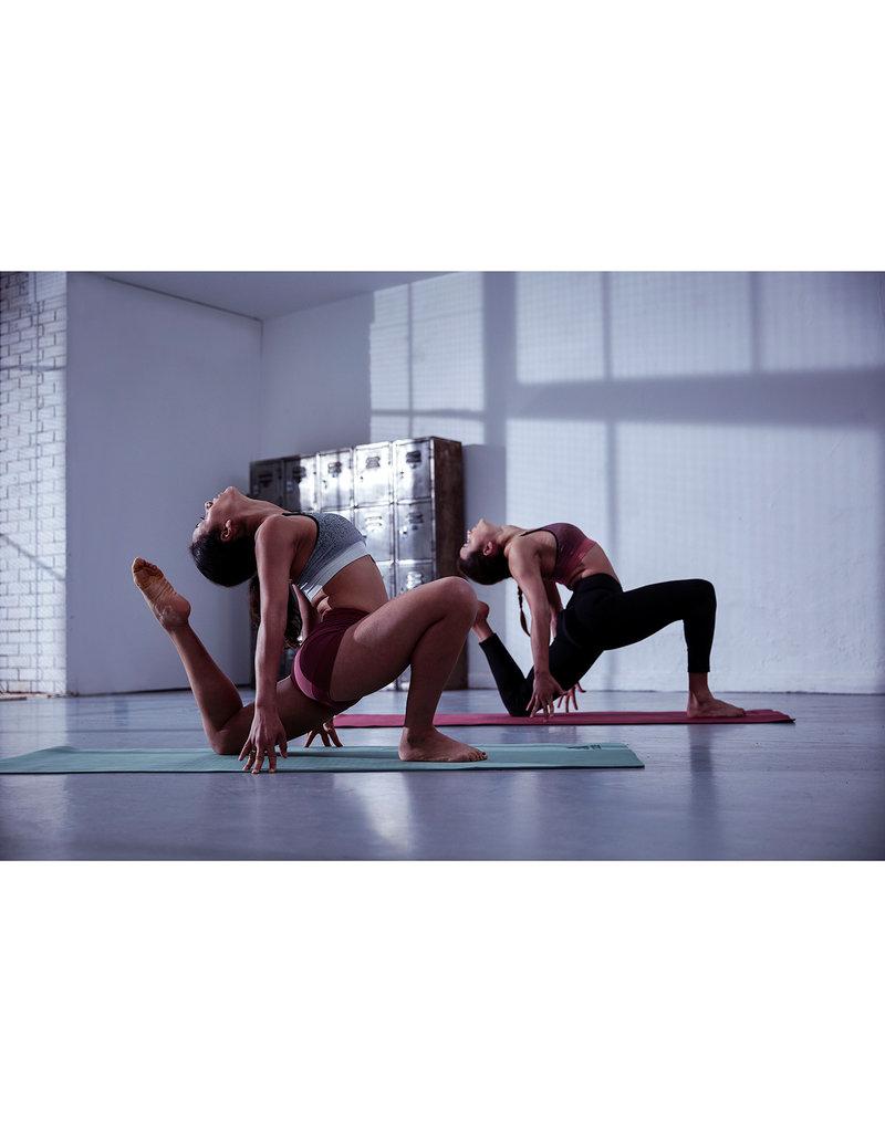 ADIDAS yoga mat   5 mm RAW green