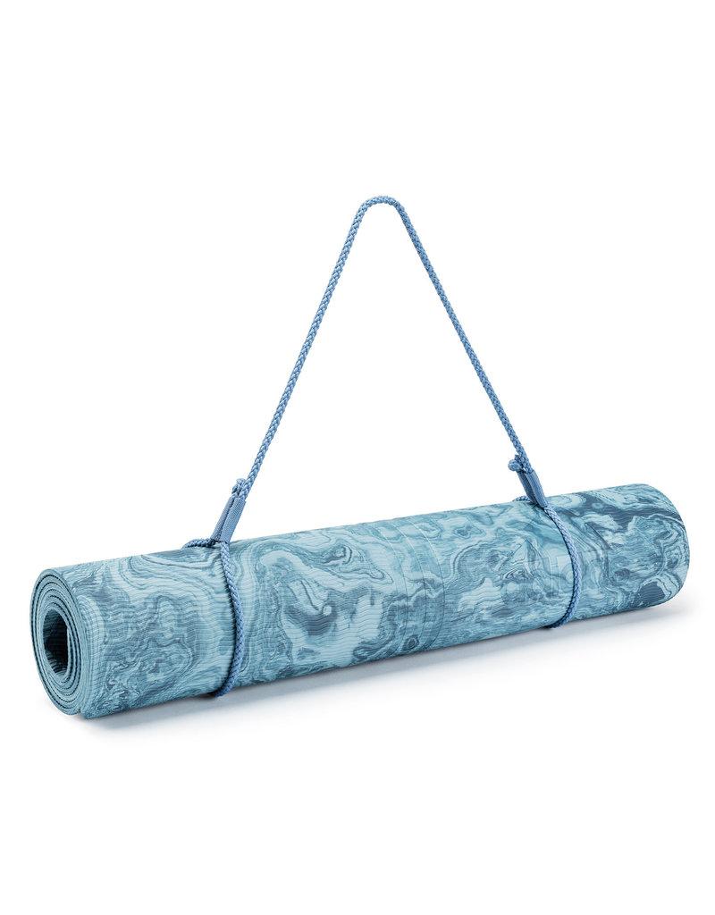 ADIDAS yoga mat   5 mm RAW steel camo