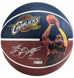 SPALDING basketbal NBA Lebron James maat 5