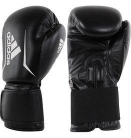 ADIDAS Speed 50 bokshandschoenen zwart/wit
