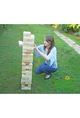 GARDEN GAMES Mega Hi-Tower (Timber)