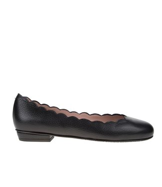 Square Feet Square Feet ladies leather ballerina