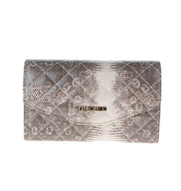 Love Moschino JC4283 Borsa pu quilted roccia Snake
