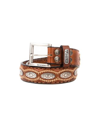 Sendra Sendra Belt 7606 leather cognac