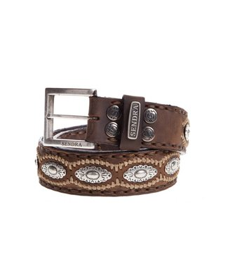 Sendra Sendra Belt 7606 mad dog brown