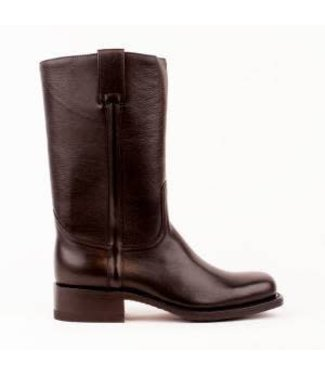Sendra Sendra ladies boots black leather
