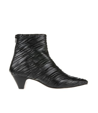 Pedro Miralles Pedro Miralles ladies leather zipper bootie