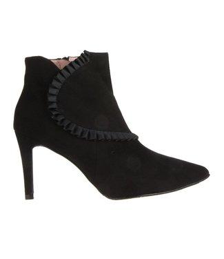 Square Feet Square Feet dames enkel laars elegant zwart