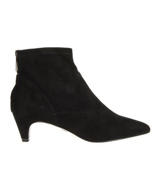 Carmen ladies suede ankle boot