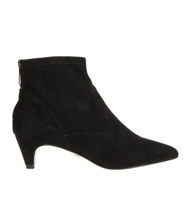 Carmen ladies suede ankle boot