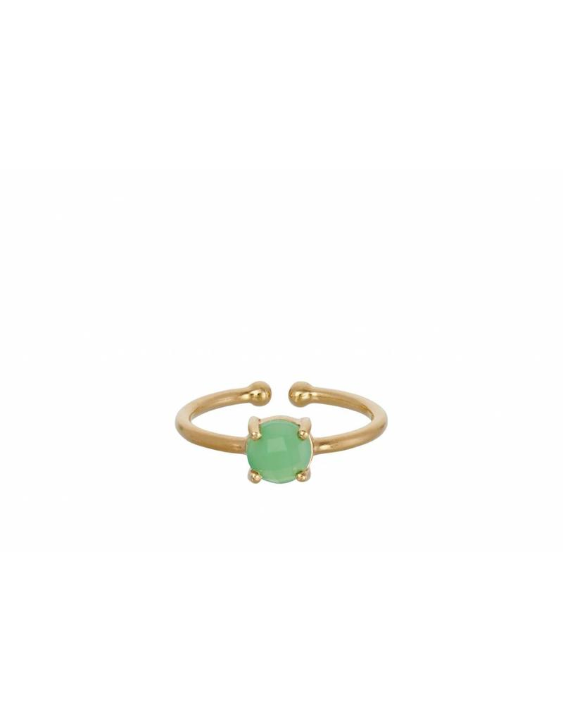 Pernille Corydon Moss Ring