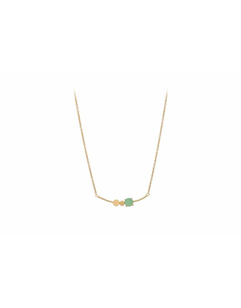 Pernille Corydon Moss Necklace
