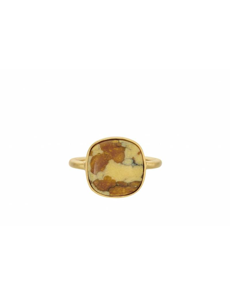 Pernille Corydon Leopard Ring