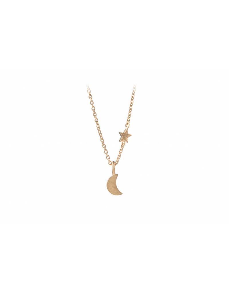 Pernille Corydon Luna star necklace