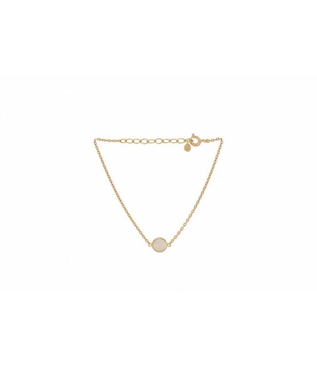 Pernille Corydon Pernille Corydon dames goud vergulde armband