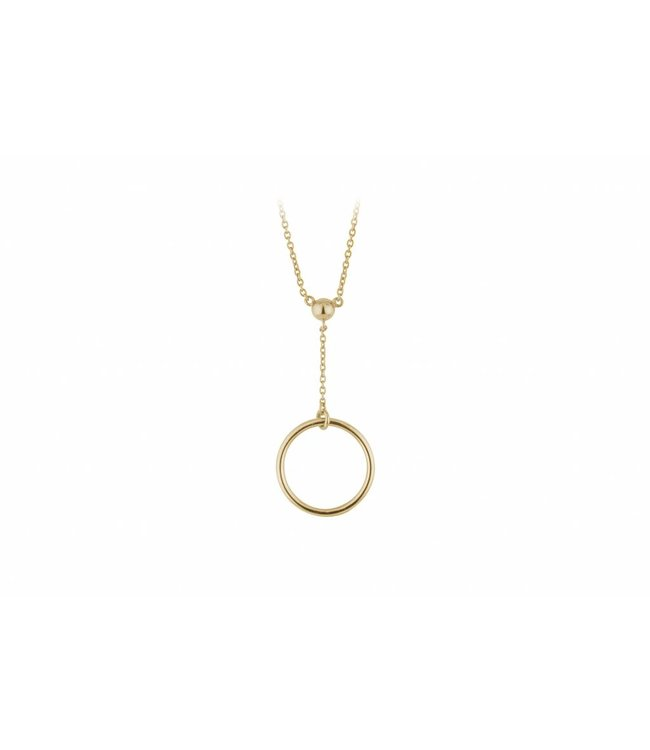 Pernille Corydon Pernille Corydon ladies gold plated chain