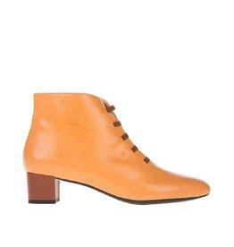 Square Feet Square Feet korte laars elastiekjes oranje