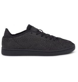 Woden Woden Jane fish leather dames sneaker zwart