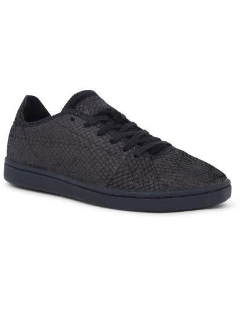 Woden Jane fish leather dames sneaker