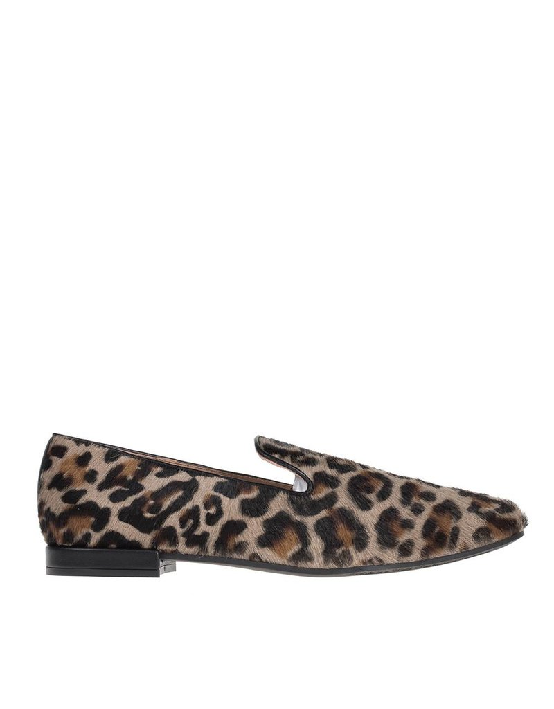 Pedro Miralles Pedro Miralles dames loafer leopard print